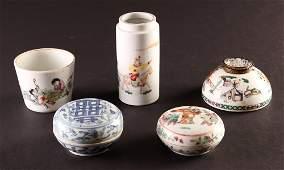 Chinese Porcelain Set
