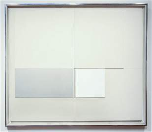 "Richard (Lin Show Yu) Lin 1963 painting ""12.12.63"""