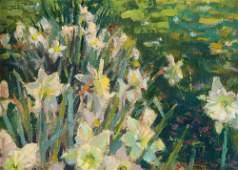 Edward Thomas 1997 ptg. Daffodil Study
