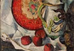 Milan Petrovits ptg. Still Life with Apples