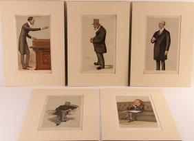 5 Vanity Fair Important Gentleman Prints
