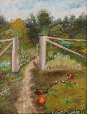 Lila Hetzel Pears Painting