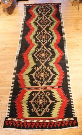 Anatolian Area Runner Rug