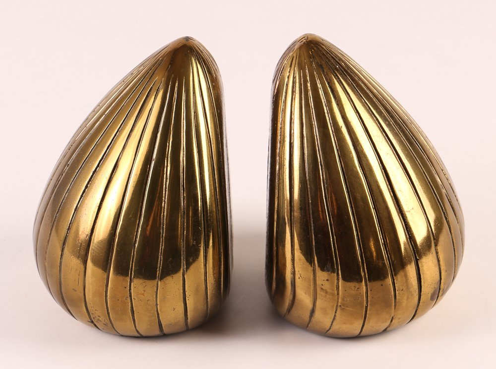 Ben Seibel Acorn Bookends