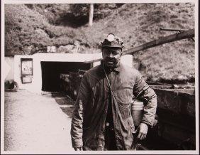 Teenie Harris Photo Of A Coal Miner