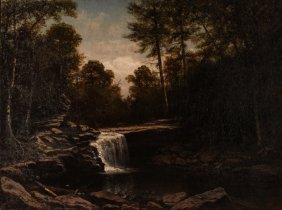 George Hetzel Waterfall, Scalp Level