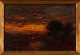 "Frank Rehn ""in The Autumn Sunlight"" 1st Carnegie"