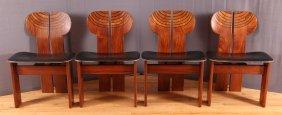 8 Afra & Tobia Scarpa Artona Dining Chairs