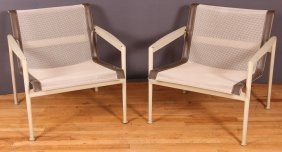 2 Richard Schultz For Knoll 1966 Collection Lounge