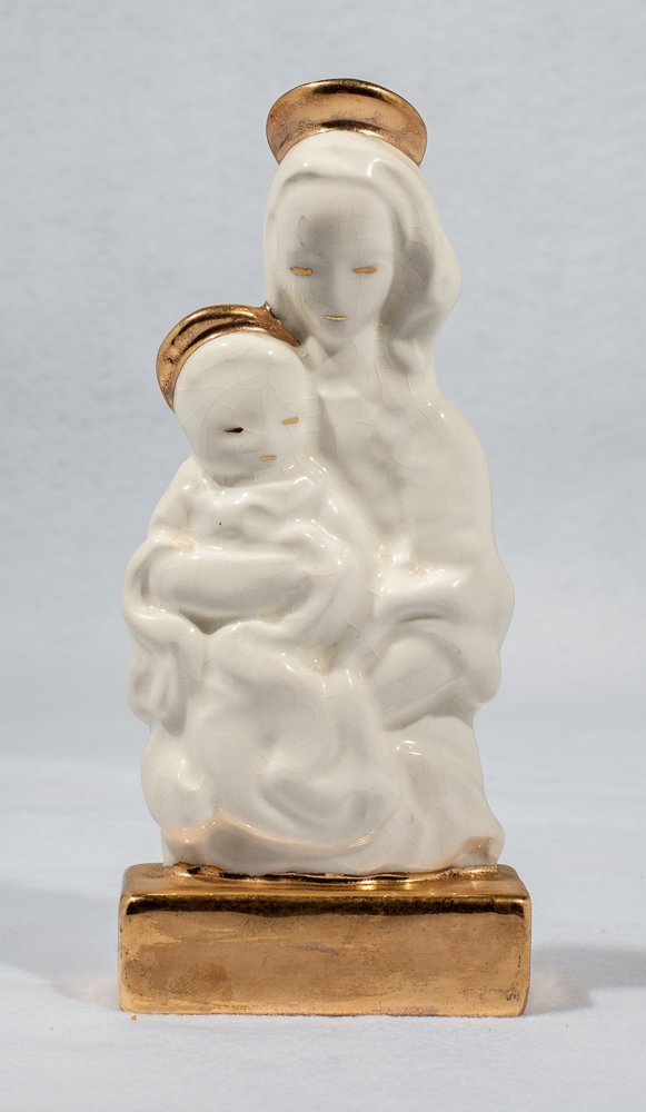 Wayland Gregory Madonna and Child