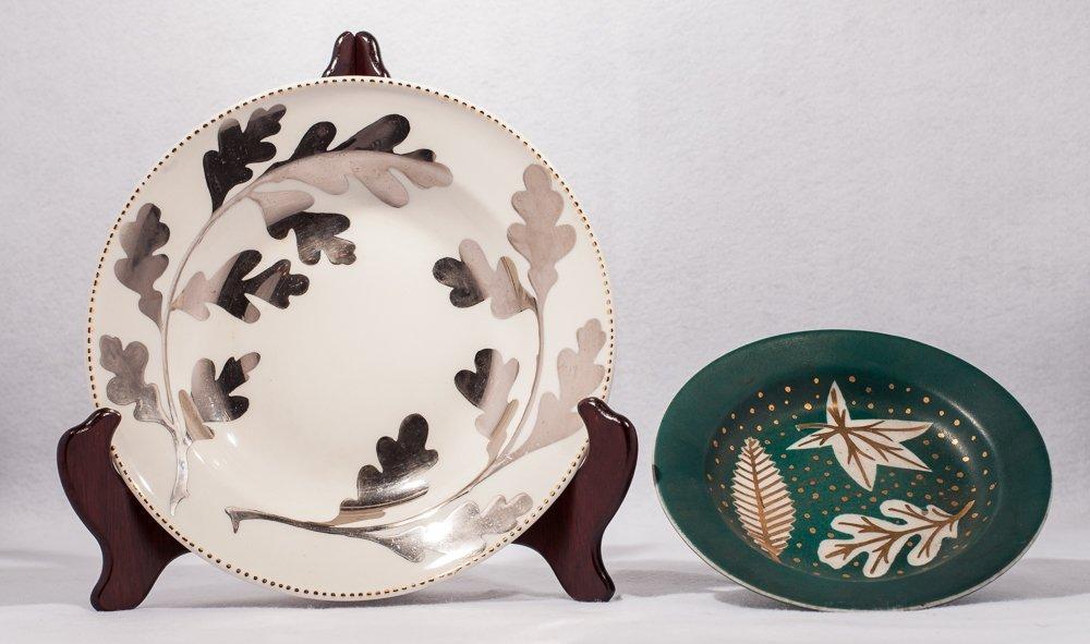 2 Wayland Gregory Plates