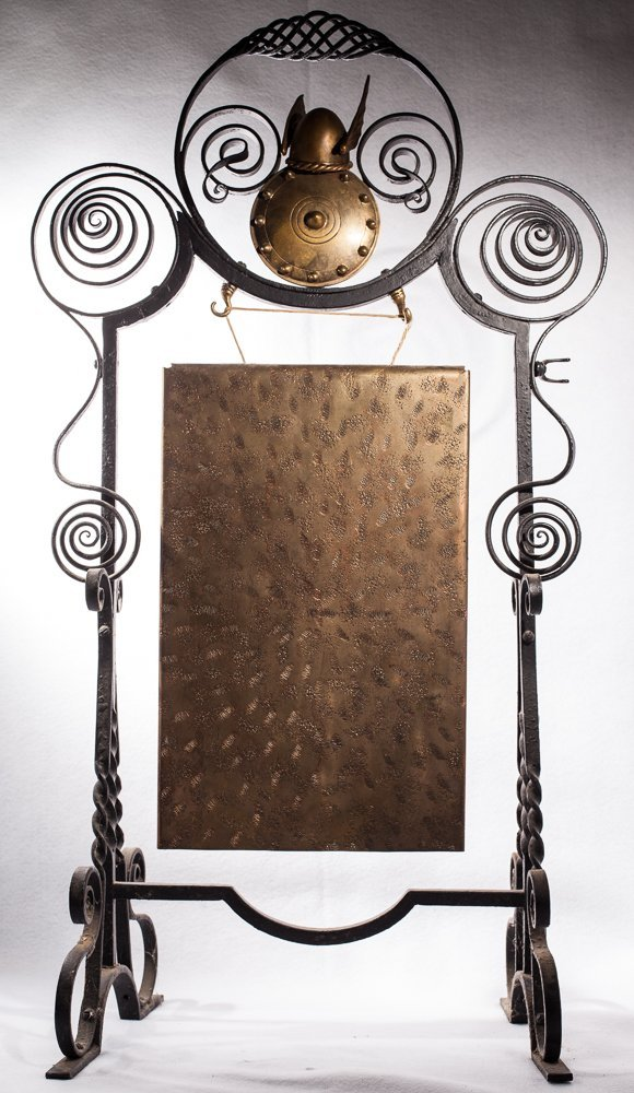 Dinner Gong/Fire Screen