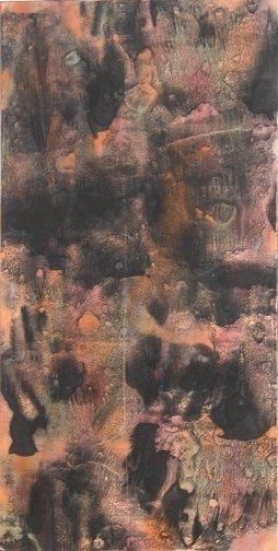 5: Mitchell Algus painting Florida 1988