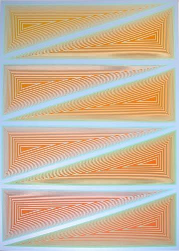 9: Richard Anuskiewicz, Inward Eye Portfolio