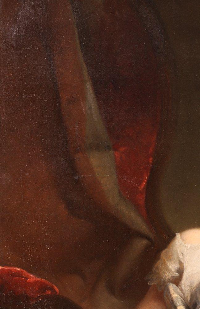 """Samuel Bell Waugh portrait 8 Year Old """"Stoner Herstein"""" - 6"""