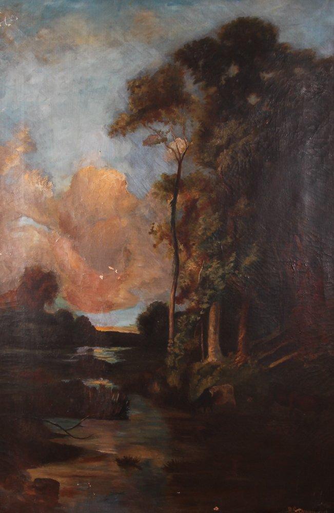 """Follower Robert Spear Dunning 1881 """"Nocturnal"""