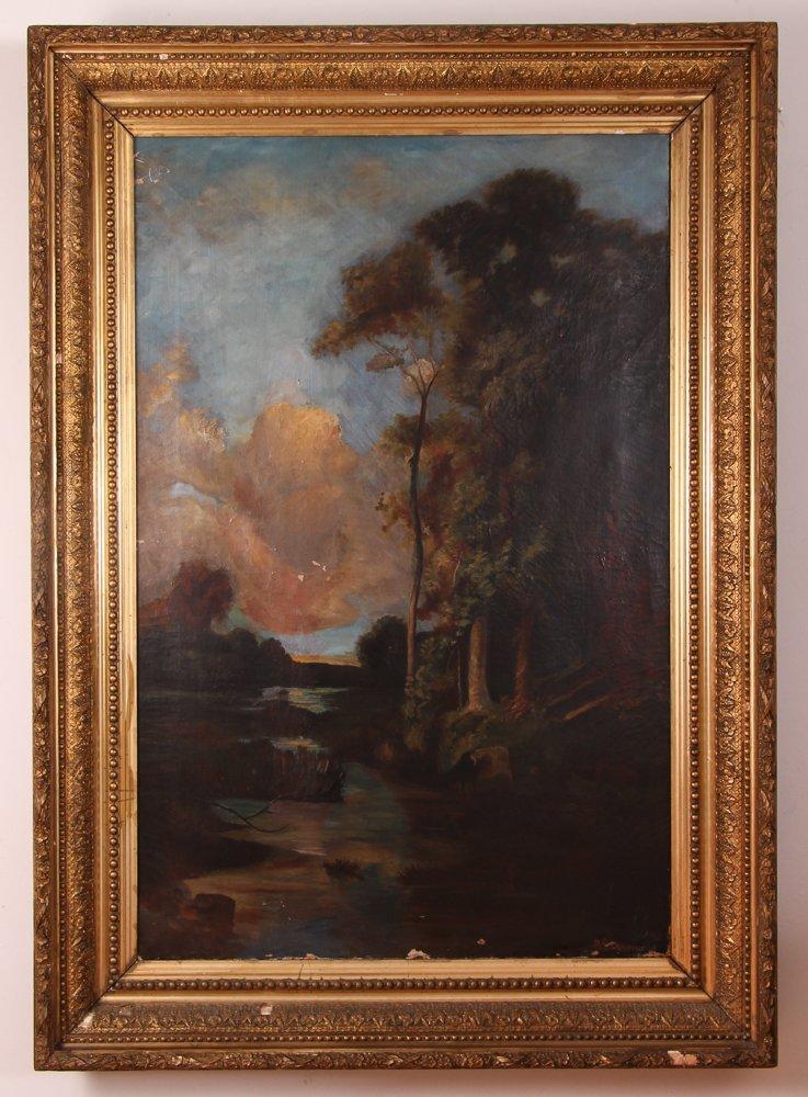 """Follower Robert Spear Dunning 1881 """"Nocturnal - 2"""