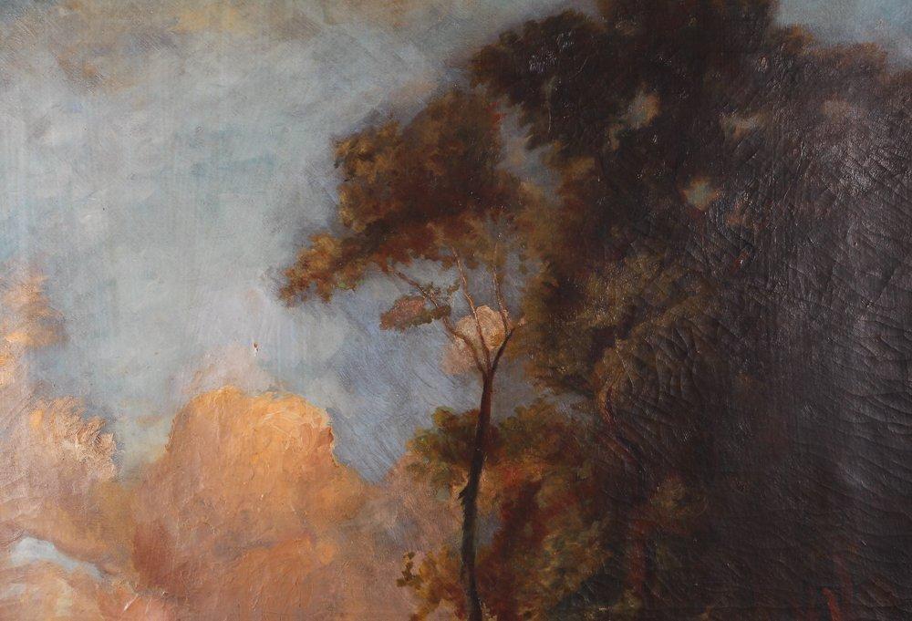 """Follower Robert Spear Dunning 1881 """"Nocturnal - 4"""