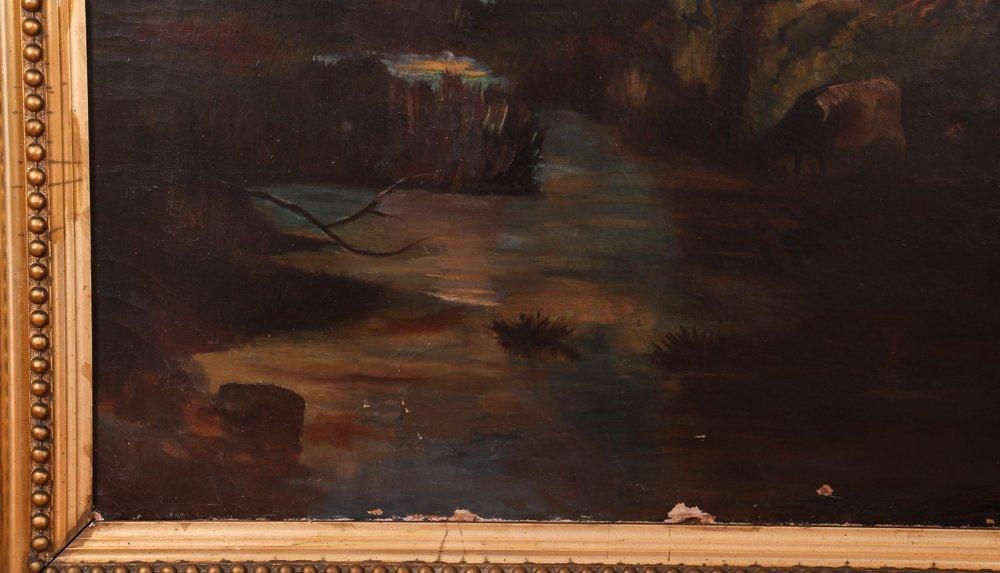 """Follower Robert Spear Dunning 1881 """"Nocturnal - 6"""