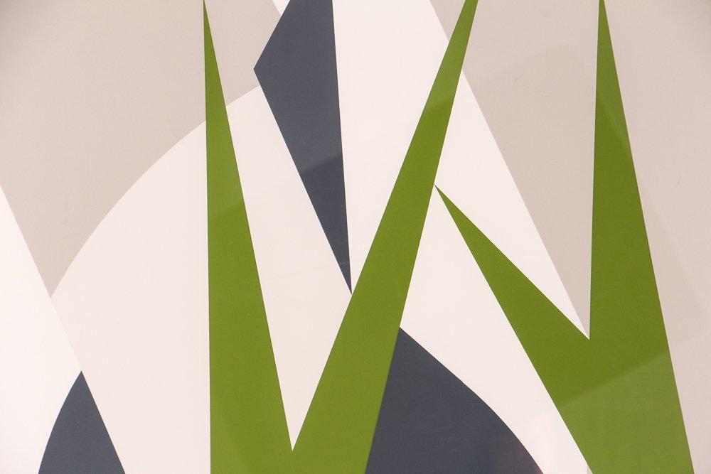 """Lee Krasner 1974 orig serigraph """"Embrace"""" - 6"""