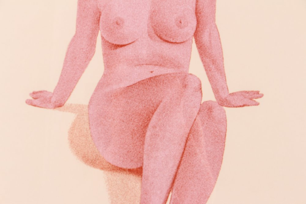 "Mel Ramos 1971 orig serigraph  ""Chimpanzee"" - 5"