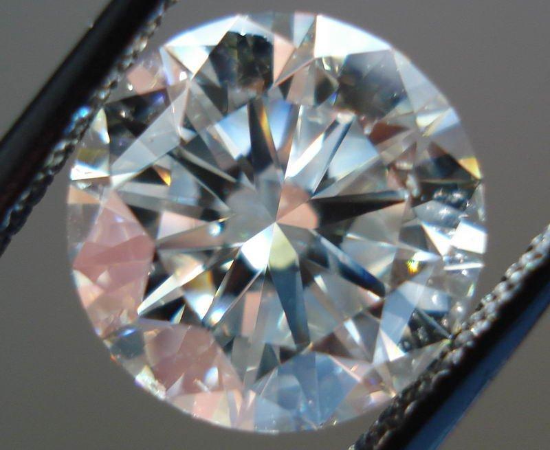 4ct-D:-IF:-Round Brilliant GIA Diamond