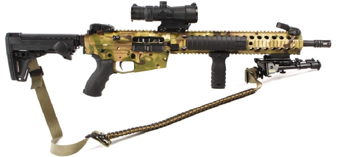 TACTICAL WEAPONS SOLUTIONS TWS-10 308 CAL RIFLE