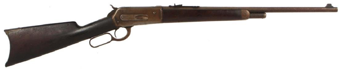 1907 WINCHESTER MODEL 1886 RIFLE 33 WCF