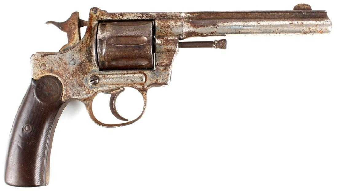h pieper m 1893 mexican army gas seal revolver. Black Bedroom Furniture Sets. Home Design Ideas
