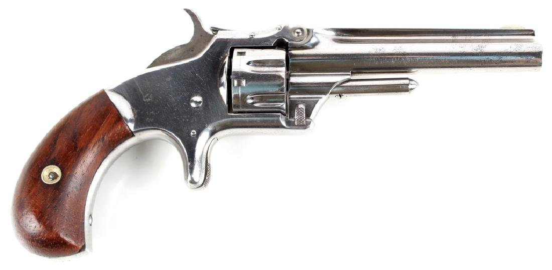 SMITH & WESSON MODEL 1 3RD ISSUE REVOLVER