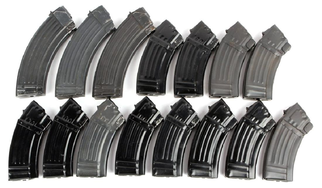 AK MAGAZINES 20 AND 30 ROUND CAPACITY LOT OF 15