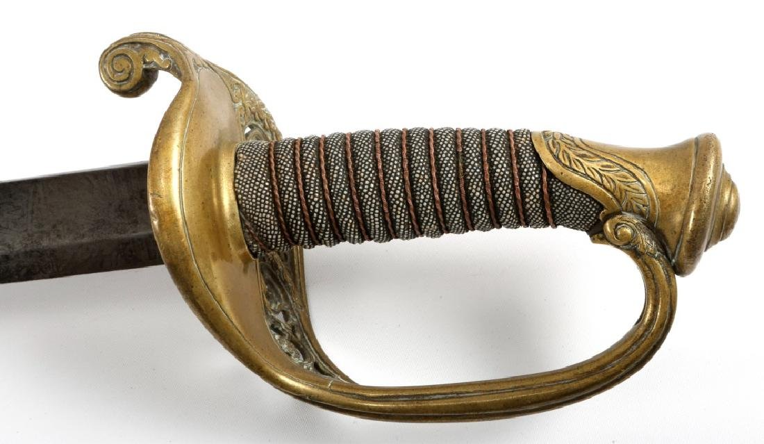 M1850 ARMY OFFICERS PRESENTATION SWORD NAMED - 7