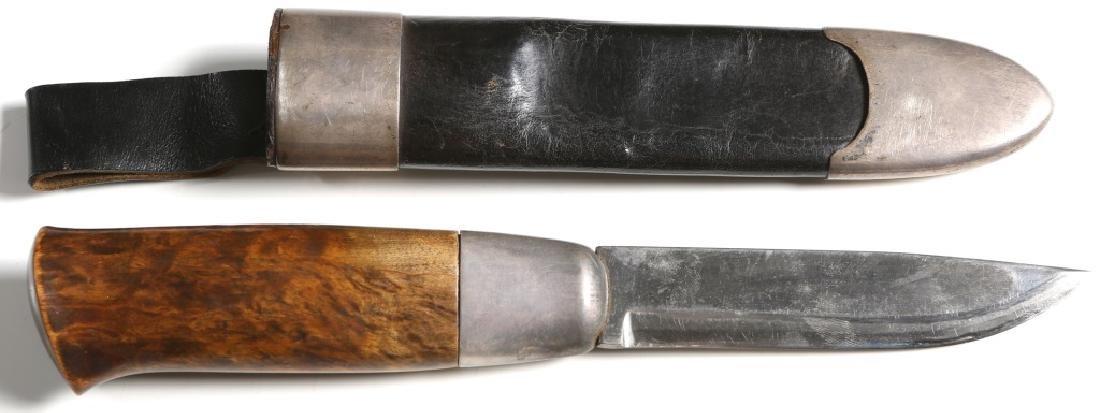 NORWEGIAN DAVID ANDERSON KNIFE