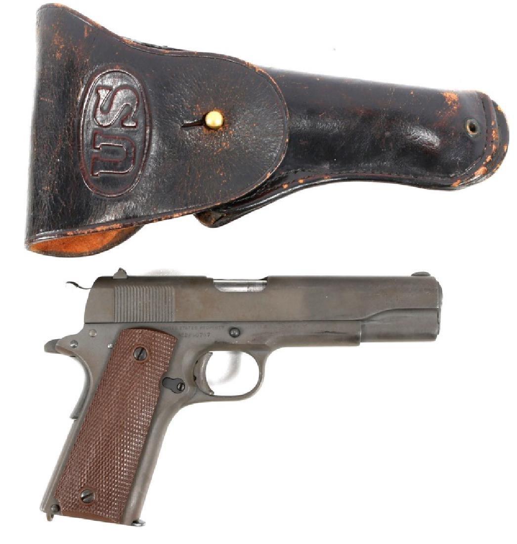 1945 REMINGTON RAND 1911A1 US ARMY PISTOL