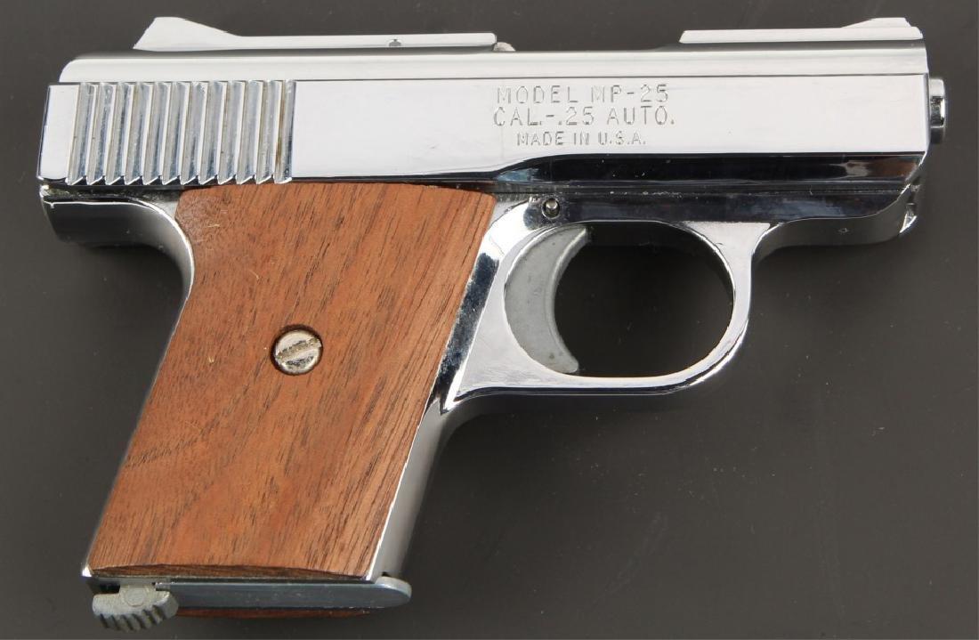 GALESI BRESCIA .25 cal / 6.35mm caliber pistol. | # Vest Pocket ...