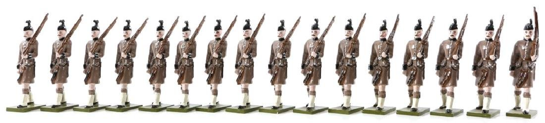 STEADFAST TOY SOLDIERS SF24 SCOTTISH LOT OF 3