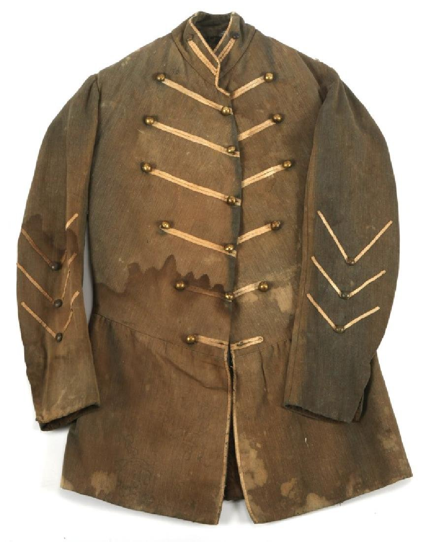 CIVIL WAR MILITIA CHILD TUNIC UNIFORM