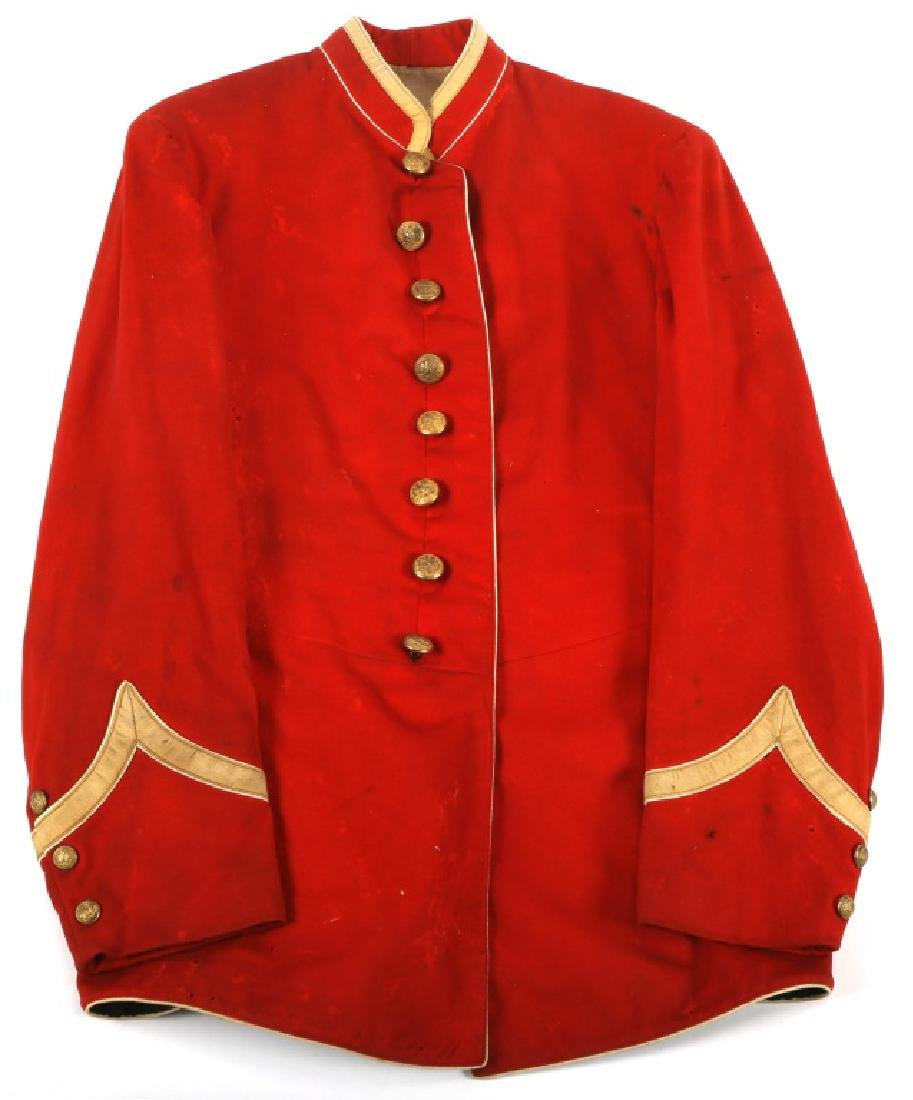 1880's US NAVY MARCHING BAND TUNIC
