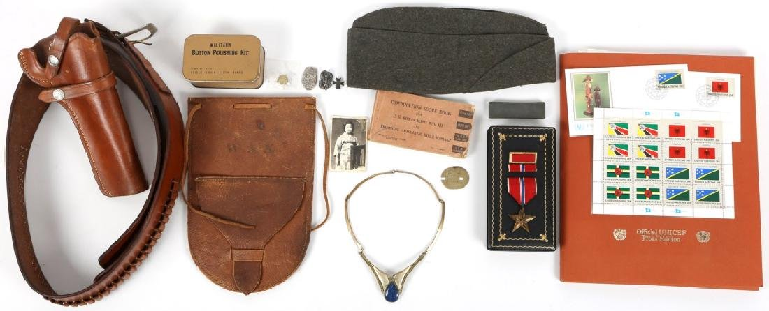 WWII ARCHIVE OF LAVARRE DALEY