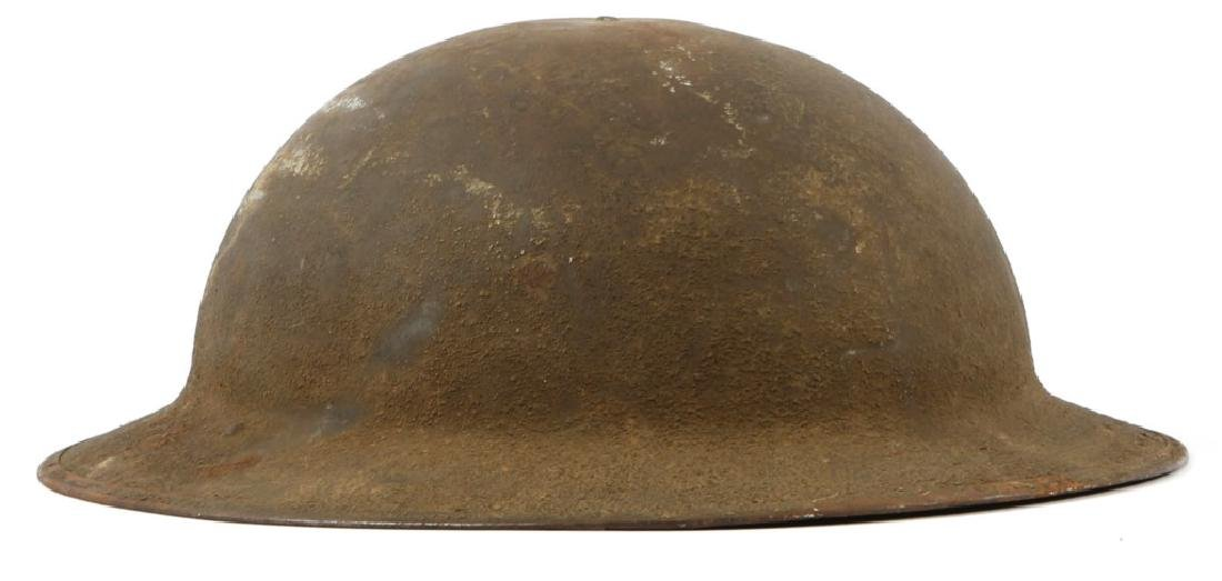 WWI US ARMY DOUGHBOY COMPLETE COMBAT HELMET