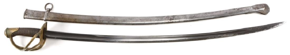 FRENCH MODEL 1822 CAVALRY SWORD