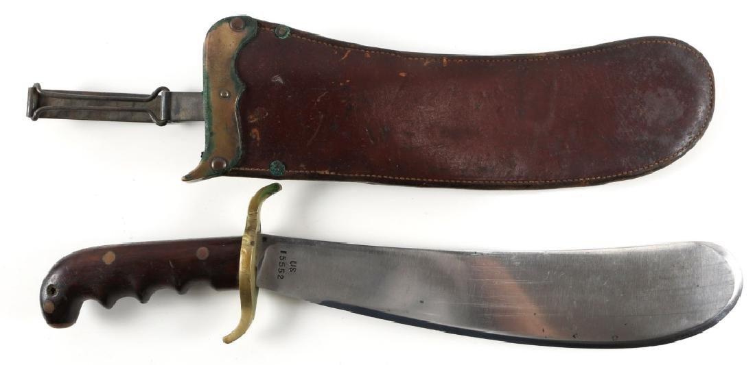 WWI M1904 S.A. HOSPITAL CORPS BOLO KNIFE
