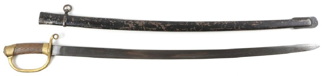 PERSIAN M1909 COSSACK ISLAMIC CAVALRY SWORD