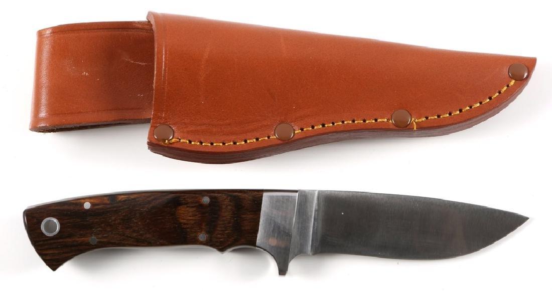 P. HERBST JAGDMESSER CUSTOM PUMA HUNTING KNIFE