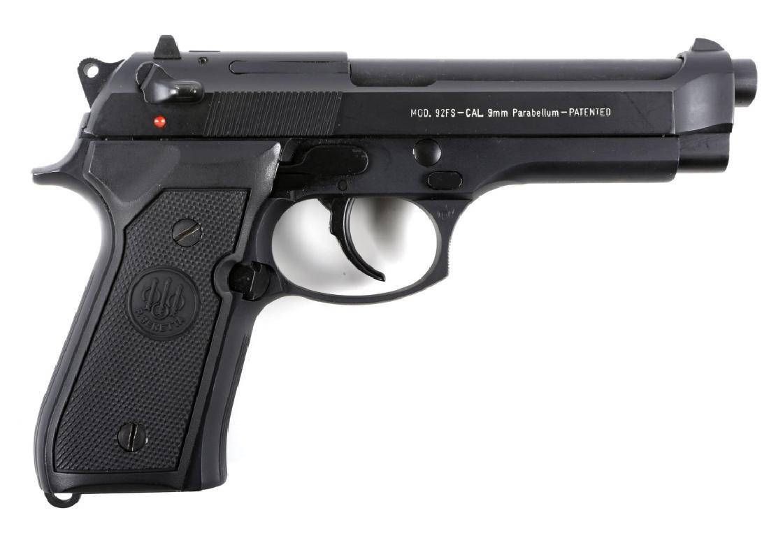 BERETTA MODEL FS92 9mm PISTOL