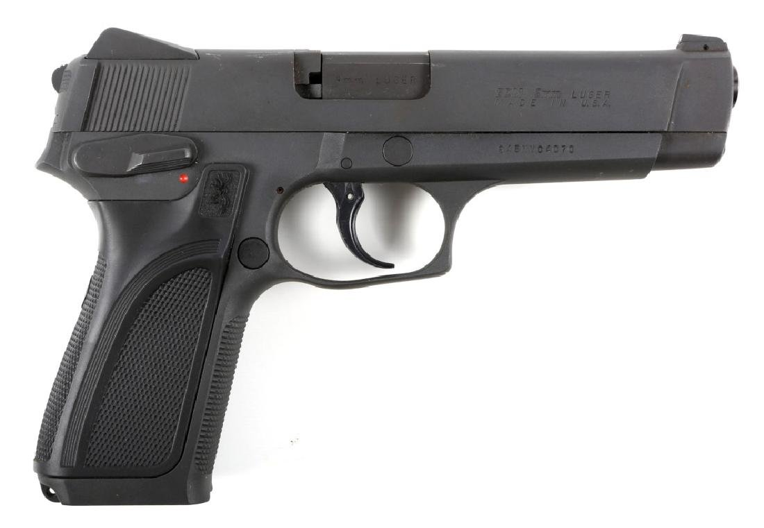 BROWNING MODEL BDM 9mm PISTOL