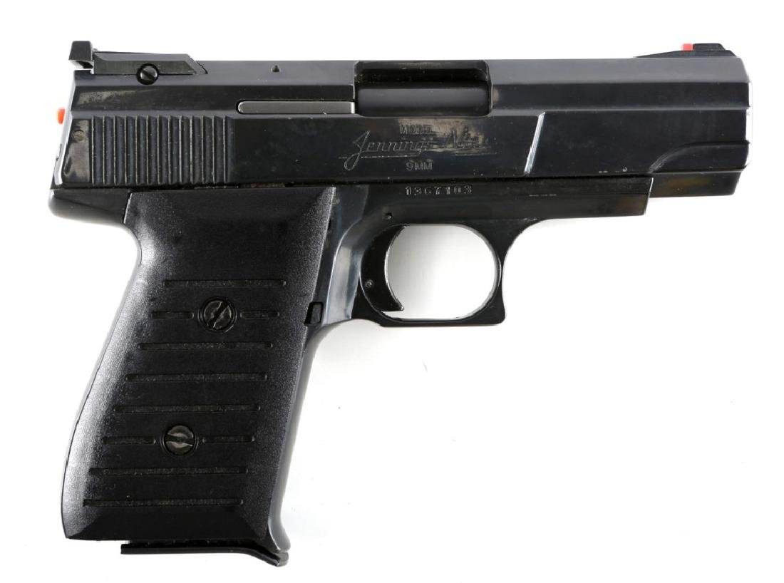 BRYCO MODEL JENNINGS NINE 9mm PISTOL