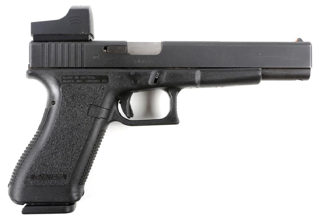 GLOCK MODEL 17L 9mm PISTOL