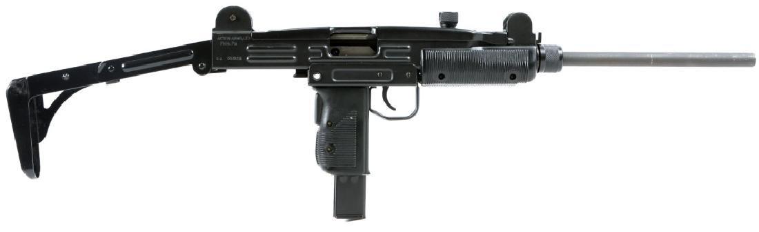 IMI UZI MODEL A 9mm PISTOL
