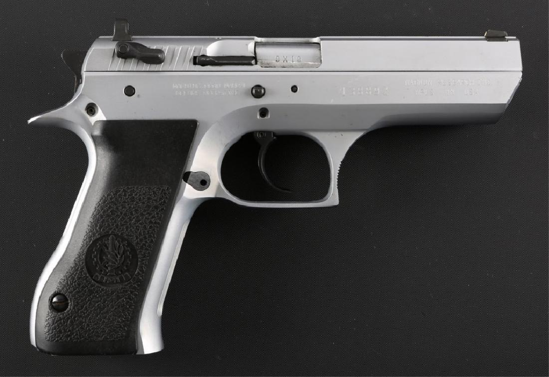 IMI DESERT (BABY) EAGLE 9mm PISTOL